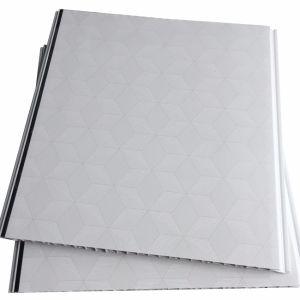 7X250 Tablilla Cielo Raso de PVC de techos de panel de techo