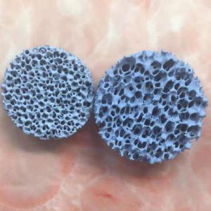 prix d'usine Foundry matériau réfractaire céramique de carbone de silicium filtre en mousse pour le fer de moulage et de la fonderie