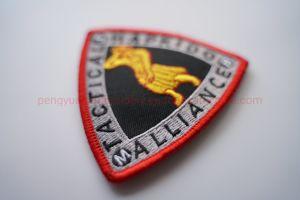 Patch broderie personnalisé de haute qualité pour les vêtements&insigne