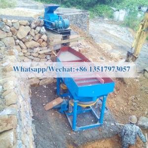 Mini frantumatore a martelli della roccia del Jiangxi Gandong da vendere
