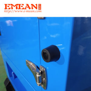 Prix de 100KVA Diesel Generator 80kw Générateur Diesel Kipor silencieux avec un grand réservoir de carburant