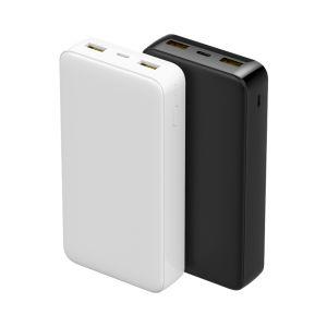 2 la Banca astuta prodotta USB di potere di capacità elevata 20000mAh per le unità astute