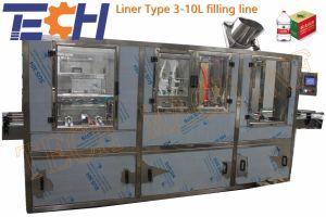 5L Pure/vaso de máquina de enchimento de água mineral com 2018 Nova Tecnologia