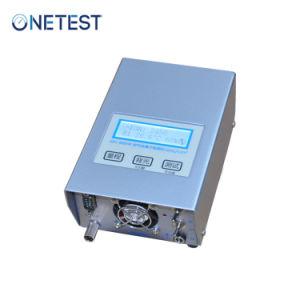 Iones Ion Detector-Temperature Counter-Negative de aire y humedad Detector de Iones, investigación y desarrollo de la producción[Onetest]