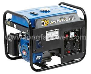 Heißes Sale Loncin Single Phase Gasoline Portable Generator mit CER Soncap