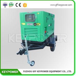 De Diesel van het Type 4BTA3.9-G2 Cummins van aanhangwagen Reeks van de Generator