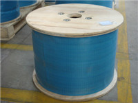 7 X 7 Galvanized High Tensile Steel Cable