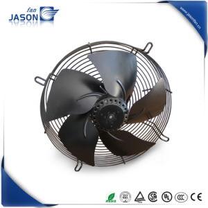 350 mm impulsor axial do extractor de Dupla Velocidade do Ventilador Axial Industrial do Condensador