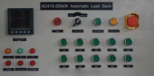 AC415-250kw Banco automático de carga resistiva
