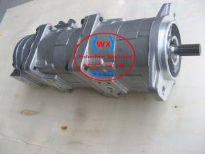 Bomba de engranajes hidráulica Komatsu 705-55-24110 Lw100-1