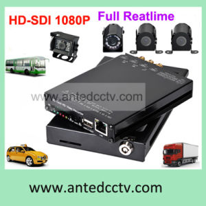CCTV 4G 3G WiFi 4CH Mobile DVR Systems mit GPS Tracking