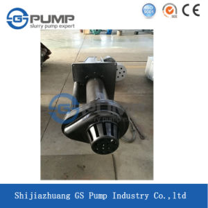 Le traitement des minéraux lourds centrifuge verticale de la pompe à lisier