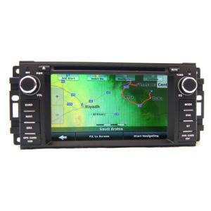 BACCANO DVD Automotivo di GPS Single dell'automobile per Jeep Journey Grand Cherokee