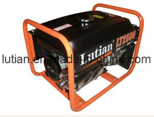 2/2.5/2.8kw Manual/Key Start Gasoline Generator (LT2500/LT3600/LT3900) met Ce