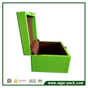 Casella di memoria di legno personalizzata promozionale di disegno