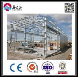 Prefabricated 강철 구조물 창고 (BYSS-112)