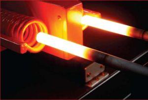 棒鋼のための誘導の鍛造材機械