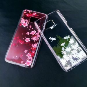 새로운 Crystal Hard Custom Mobile Phone Case 또는 Samsung Galaxy S7/S7plus/S7 Edge Free Sample를 위한 Cover