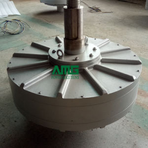 20000W 380V Fase de tres discos Synchrous alternador de imán permanente