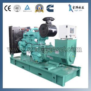 Diesel van Cummins Generator 100kVA (ktc-100GF)