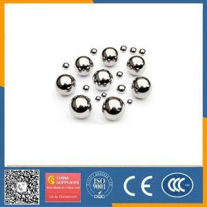 Bola de acero al carbono / cromo bola de acero / inoxidable bola usada cojinete de bolas automóviles
