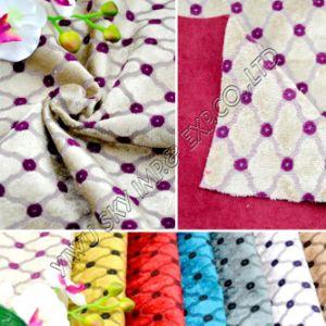 100%Poyester lã jacquard Tecidos para estofos