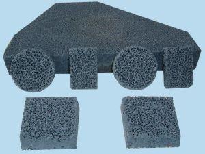 Sic de Ceramische Filter van het Schuim