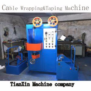 Медь заклеивания клейкой лентой обвязка машины с магнитным Podwer контроль натяжения