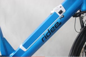 2016 Nuevo modelo de 26 pulgadas bicicleta eléctrica con batería oculto (JB-TDF15Z)
