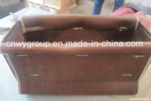 Vetro-fibra personalizzata Filter Bags per Virgin Aluminum Casting