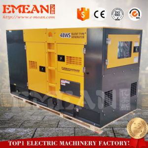 Yuchai 고품질 삼상 64kw 디젤 엔진 발전기 AC 220V 380V