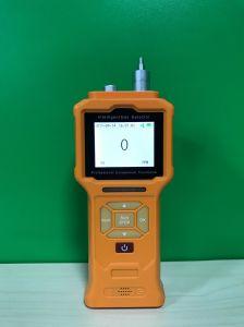 Ce verklaarde de Draagbare HCl Analysator van het Gas van het Chloride van de Waterstof van de Detector van het Gas Handbediende