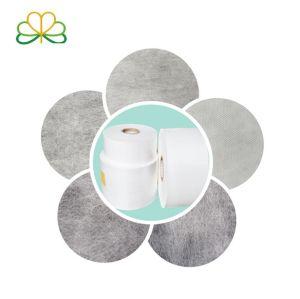 赤ん坊のおむつおよび生理用ナプキンの上シートのための極度の柔らかいPP SpunbondのNonwoven親水性