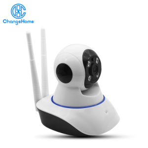 Oficina en casa Mini Wireless WiFi 720p IP Cámara IP de seguridad