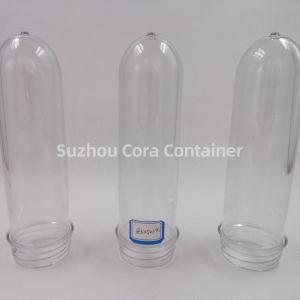 41mm 105g taille COU48mm de mousse de préforme bouteille PET pour les cosmétiques à l'emballage