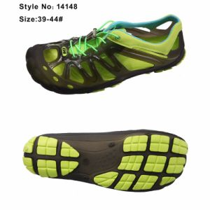 L'homme Style semelle EVA PVC Chaussures de sport supérieur de l'obstruer, l'exécution de Sabots Chaussures