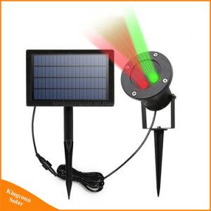 Im Freien Solargarten-Laserlicht für Partei-Weihnachtslandschaft