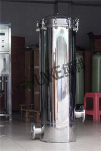 Cartucho de filtro de agua de los buques Filtro de agua que hace la máquina