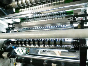 Popular Efficient Slitting and Rewinding Machine for Matallized Film clouded