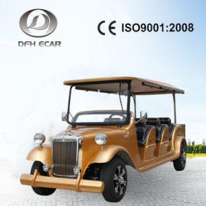 6 de Elektrische Kar van het Golf Seater met Ce en ISO