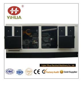 Большинств популярная молчком сень с комплектом генератора 160kw/200kVA Рикардо тепловозным