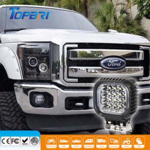 Автомобиль 48Вт Светодиодные фары дальнего света для автомобильных грузовых автомобилей рабочей