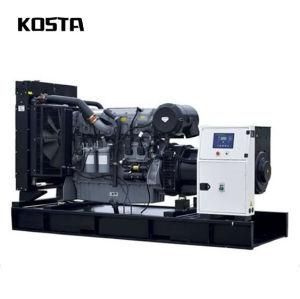 528kw/660kVA diesel Generator met de Britse Motor Ce/CIQ/Soncap/ISO van het Merk
