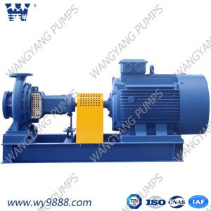 Horizontal Electrical Individual Training course End Suction Centrifugal Pump