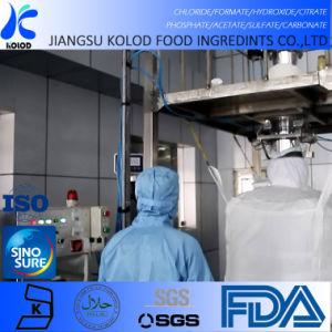 Het Bicarbonaat van het Kalium van het Additief voor levensmiddelen
