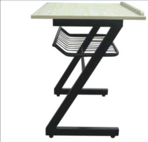 Горячие продажи дешевой студент используйте деревянные привлечь школы письменный стол
