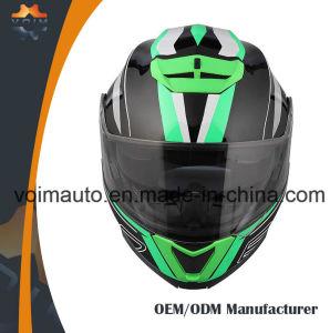 Norme Cee Pour Les Casques De Pièces De Moto Racing Casque Facial