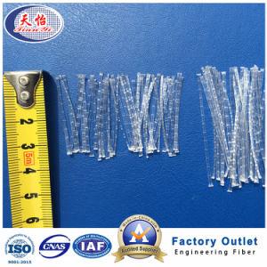 PP fibre de polypropylène en fibre synthétique Macro Alcool polyvinylique PVA fibre