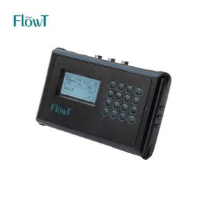 Medidor de energía de flujo ultrasónico portátil con la función de BTU (FT 221)