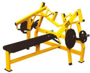 Equipamiento de gimnasio uso comercial iso prensa de banco - Equipamiento de gimnasios ...